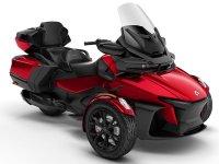 3輪モーターサイクル「Can-Am Spyder RT」がフルモデルチェンジ メイン