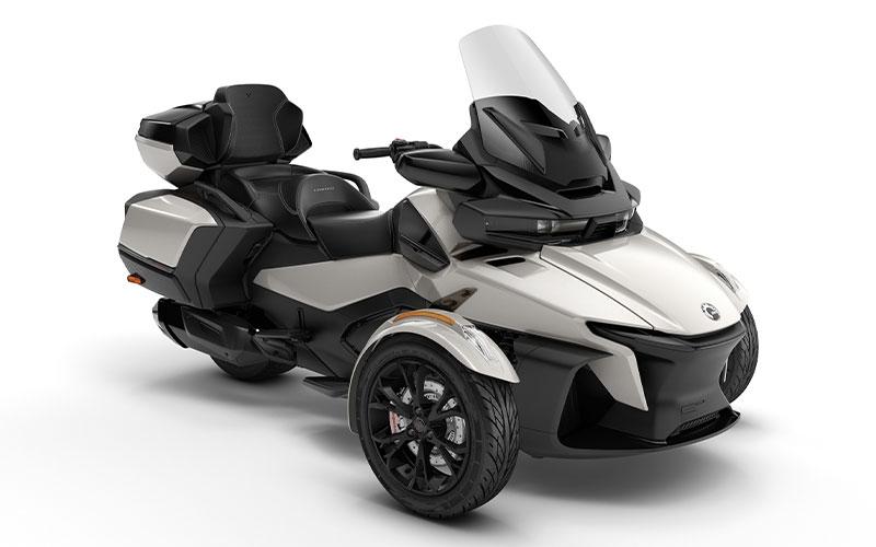 3輪モーターサイクル「Can-Am Spyder RT」がフルモデルチェンジ 記事3