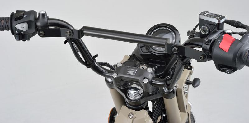 デイトナから CT125 ハンターカブ 専用パーツが発売 記事8