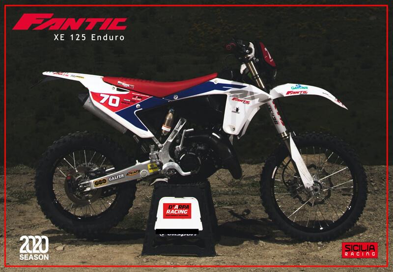 FANTIC(ファンティック) XX125 XE125 記事4