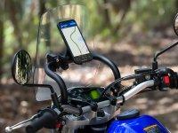スクリーンとモバイル用マウントバーが一体に ダートフリークから ZETA の「アドベンチャーウィンドシールド」が発売 メイン