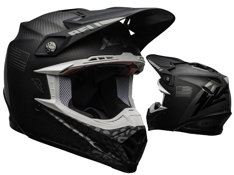 ダートフリークからアクセル・ホッジスのグラフィックレプリカモデル「MOTO-9 FLEX ヘルメット スレイコー」が発売 メイン