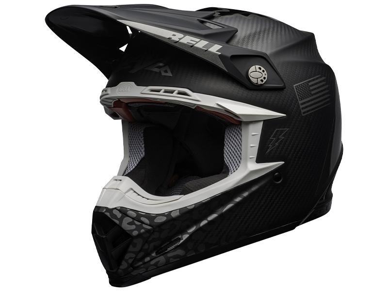 ダートフリークからアクセル・ホッジスのグラフィックレプリカモデル「MOTO-9 FLEX ヘルメット スレイコー」が発売 記事1