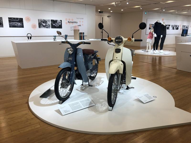 ホンダが2020年6月5日(金)~27日(土)に東京ミッドタウンで開催される「みんなのロングライフデザイン・ショウ」にスーパーカブ C100 とスーパーカブ 50 を出展 記事1