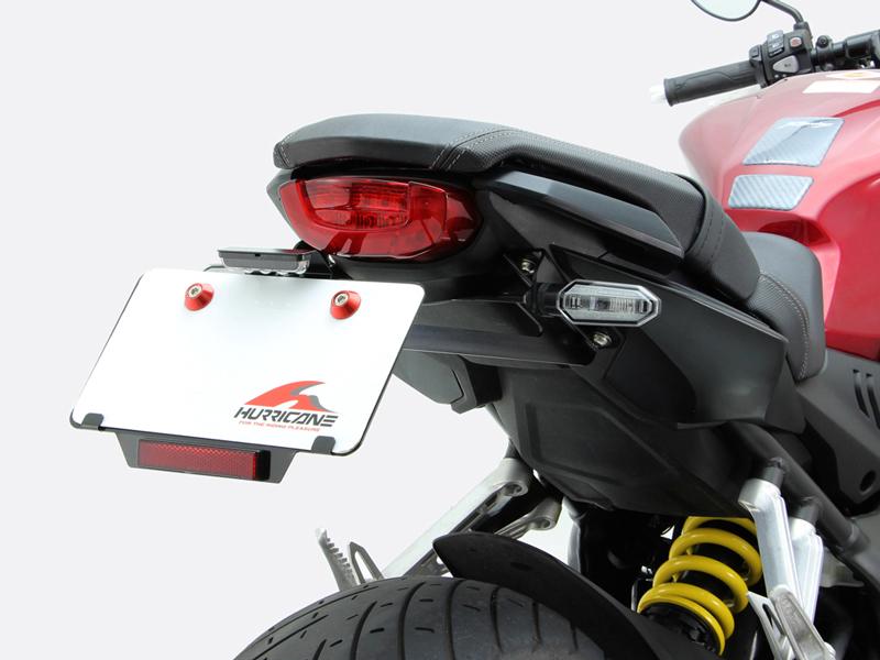 ハリケーンから CBR650R / CB650R 用「フェンダーレス kit」と CB650R 用「FATスワロー専用ハンドル」が発売 記事1