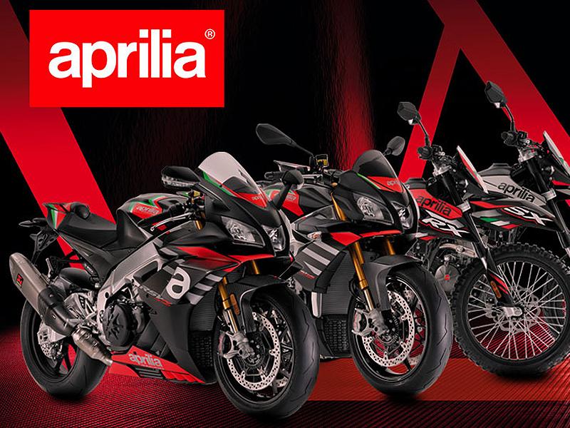 アプリリア正規販売店で2020年8月2日(日)まで「Back to Rideキャンペーン」が開催中 メイン