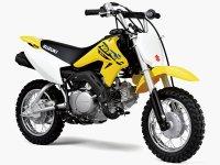 スズキが子供用オフロード入門バイク「DR-Z50」のグラフィックを変更し2020年6月30日(火)に発売 メイン