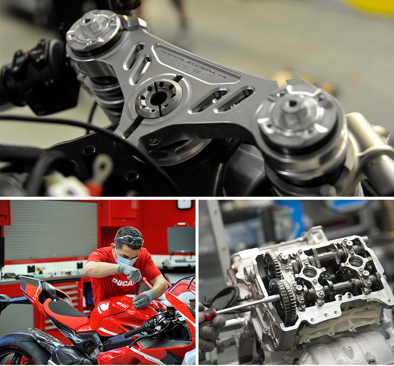 ドゥカティが全身カーボンのスペシャルマシン「スーパーレッジェーラ V4」の生産を開始 生産数は限定500台 記事2