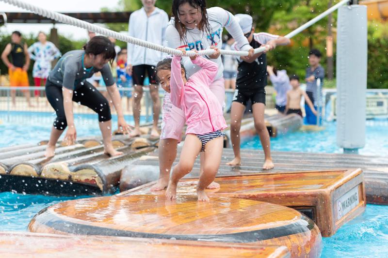 鈴鹿サーキット「みんなの冒険プール」アクア・アドベンチャーが2020年7月18日(土)より営業開始 記事3