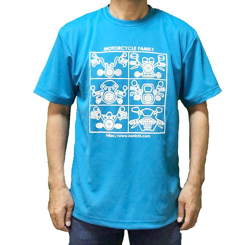 自宅でもキャンプツーリング気分を満喫! 人気イラストレーター藤原かんいち氏のマグカップ&Tシャツが販売中 記事10