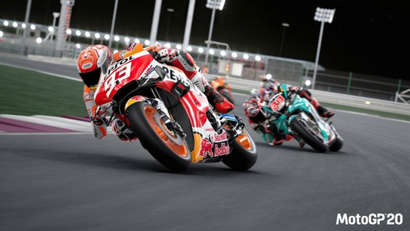 MotoGP(TM)2020年シーズン公式ゲーム「MotoGP(TM)20」記事01