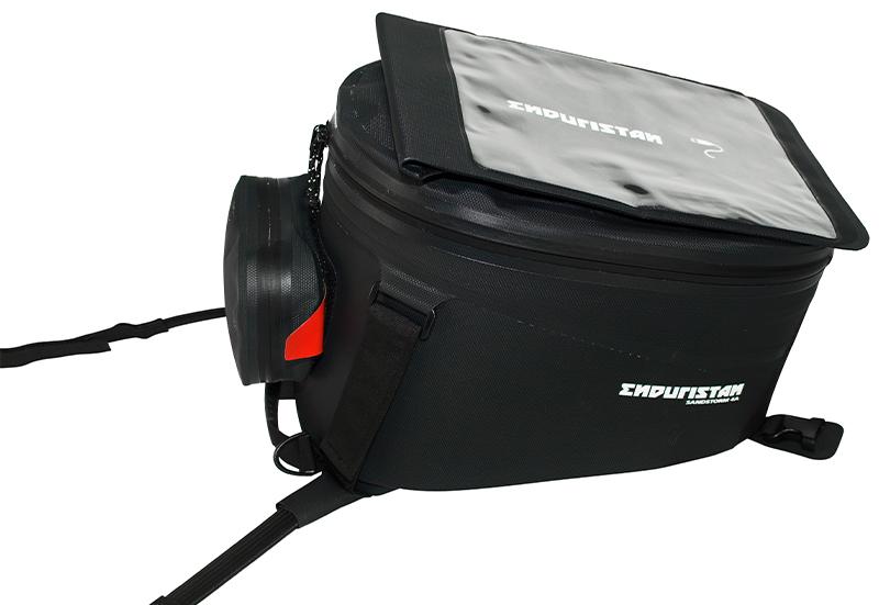 ENDURISTAN(エンデュリスタン)の「サンドストーム タンクバッグ」シリーズがジャペックスから2020年6月下旬に発売 記事3