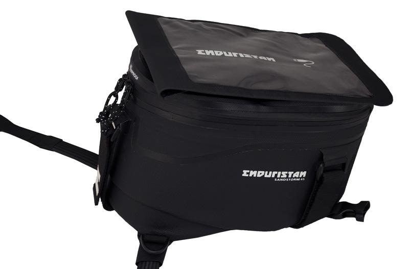 ENDURISTAN(エンデュリスタン)の「サンドストーム タンクバッグ」シリーズがジャペックスから2020年6月下旬に発売 記事6