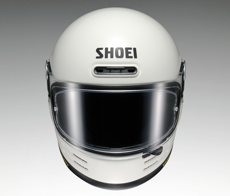 ショウエイがネオクラシックフルフェイスヘルメット「Glamster」の詳細を発表 記事1