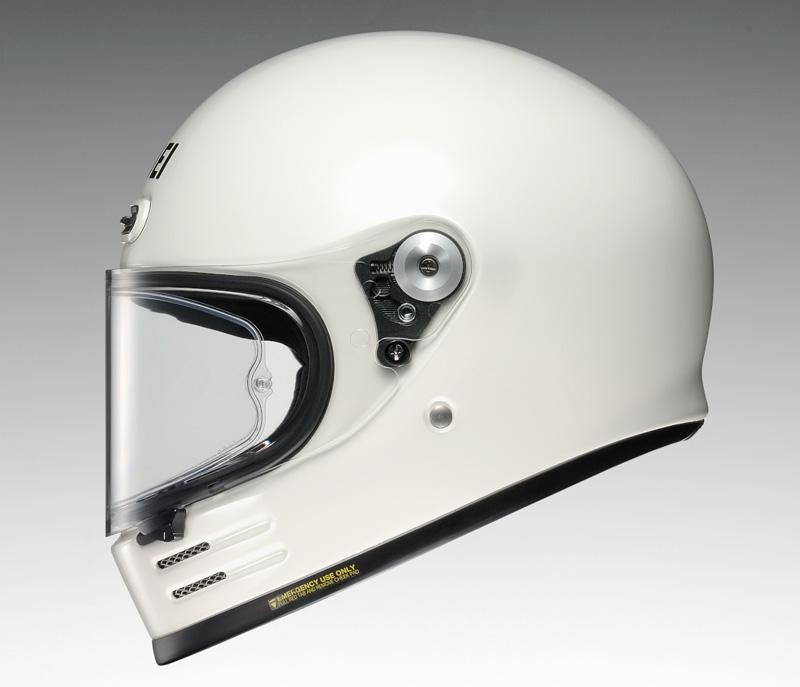 ショウエイがネオクラシックフルフェイスヘルメット「Glamster」の詳細を発表 記事2