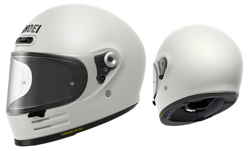 ショウエイがネオクラシックフルフェイスヘルメット「Glamster」の詳細を発表 記事11