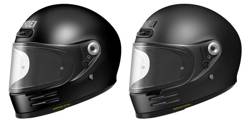 ショウエイがネオクラシックフルフェイスヘルメット「Glamster」の詳細を発表 記事12
