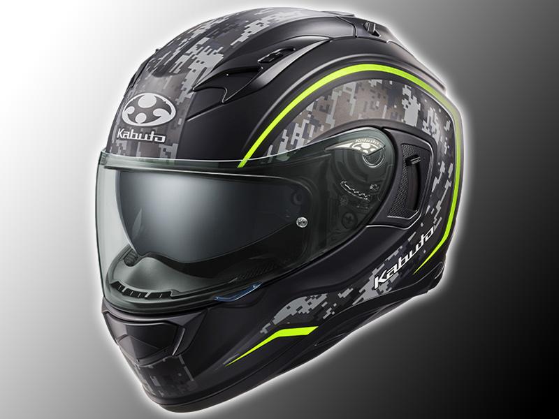 オージーケーカブトがフルフェイスヘルメット「KAMUI-3 KNACK」に新色を追加し7月上旬に発売予定 メイン