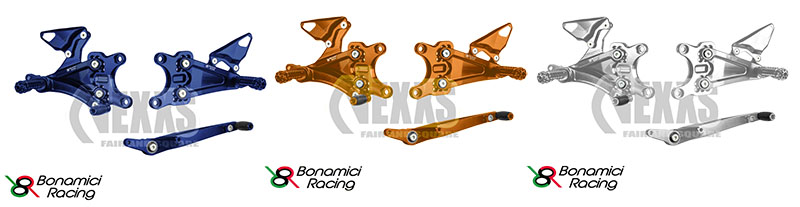 ネクサス Bonamici Racing PURE RACING STEP KIT for CBR1000RR-R(20-)記事02