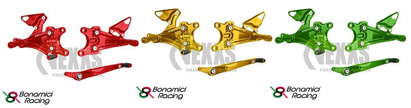 ネクサス Bonamici Racing PURE RACING STEP KIT for CBR1000RR-R(20-)記事03