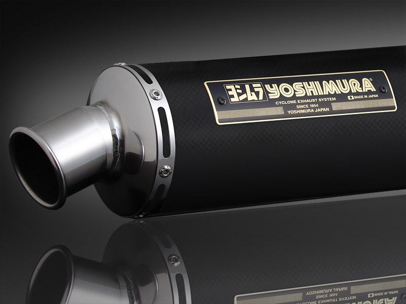 Z900RS(18-20)& CAFE(18-20)向けマフラー、ヨシムラ「機械曲チタンサイクロンDuplex Shooter政府認証」記事06