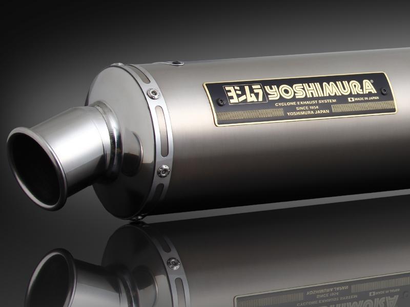 Z900RS(18-20)& CAFE(18-20)向けマフラー、ヨシムラ「機械曲チタンサイクロンDuplex Shooter政府認証」記事07