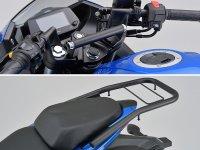 デイトナからスズキのジクサー150/250/SF250用のカスタムパーツ2アイテムが2020年7月下旬に発売予定 メイン