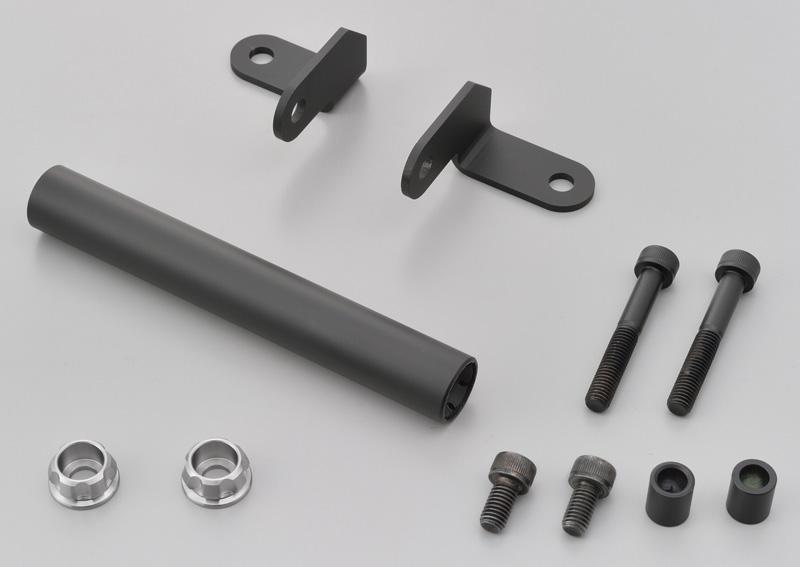 デイトナからスズキのジクサー150/250/SF250用のカスタムパーツ2アイテムが2020年7月下旬に発売予定 記事2