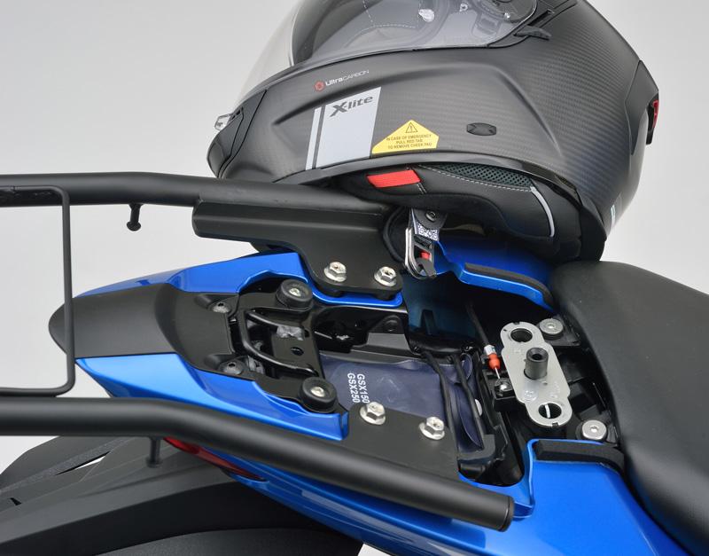 デイトナからスズキのジクサー150/250/SF250用のカスタムパーツ2アイテムが2020年7月下旬に発売予定 記事4