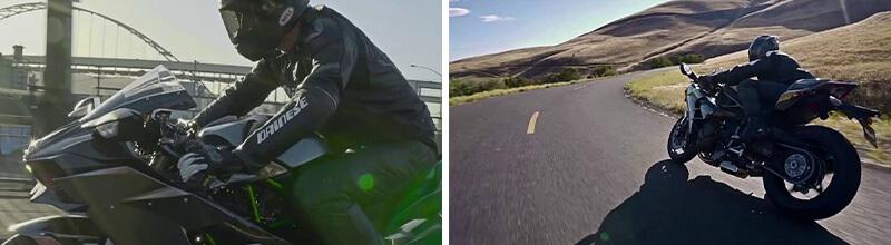 Ninja H2 が世界最速記録を樹立したシーンを収録した川崎重工の企業ブランドムービー「モーターサイクル篇」が公開 記事4