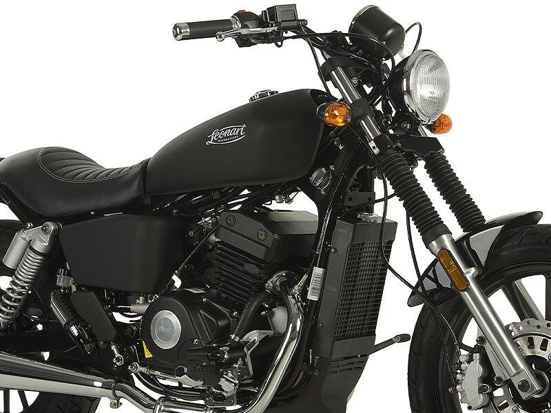 ウイングフット株式会社がスペインのバイクメーカー「LEONART SA」の車両を7月中旬より販売開始 メイン