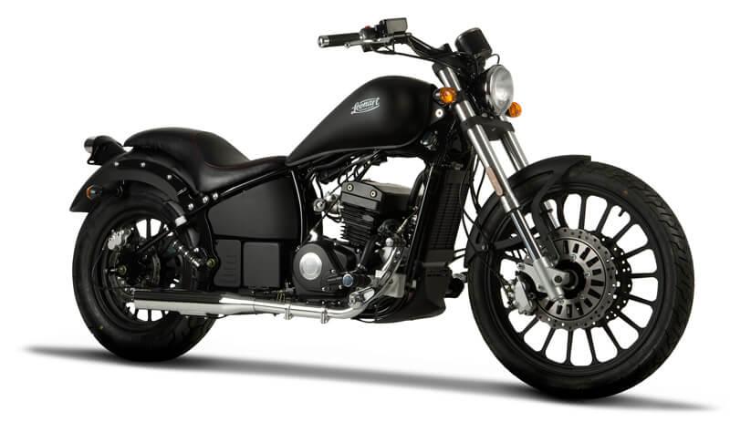 ウイングフット株式会社がスペインのバイクメーカー「LEONART SA」の車両を7月中旬より販売開始 記事1