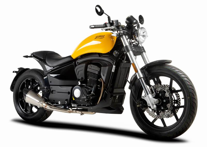 ウイングフット株式会社がスペインのバイクメーカー「LEONART SA」の車両を7月中旬より販売開始 記事4
