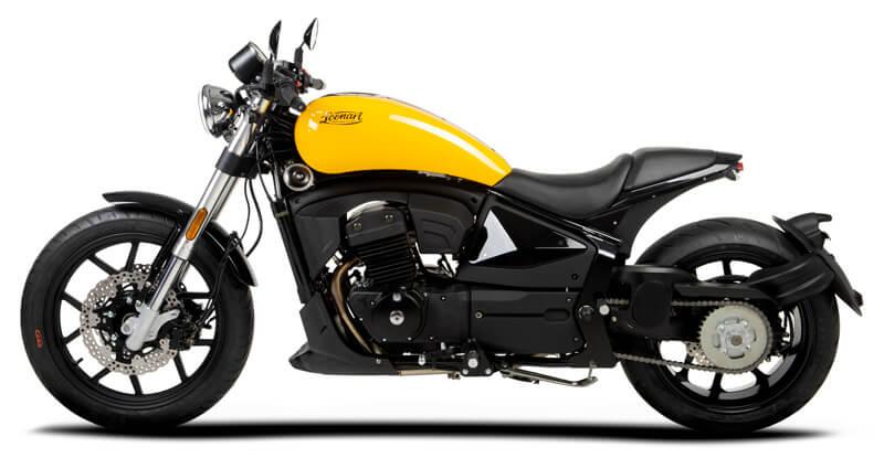 ウイングフット株式会社がスペインのバイクメーカー「LEONART SA」の車両を7月中旬より販売開始 記事5