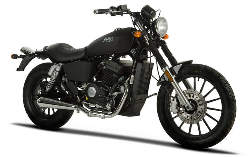 ウイングフット株式会社がスペインのバイクメーカー「LEONART SA」の車両を7月中旬より販売開始 記事7