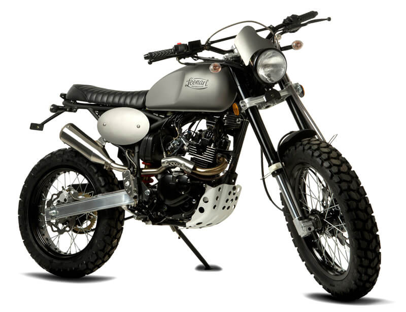 ウイングフット株式会社がスペインのバイクメーカー「LEONART SA」の車両を7月中旬より販売開始 記事10