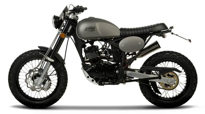 ウイングフット株式会社がスペインのバイクメーカー「LEONART SA」の車両を7月中旬より販売開始 記事11