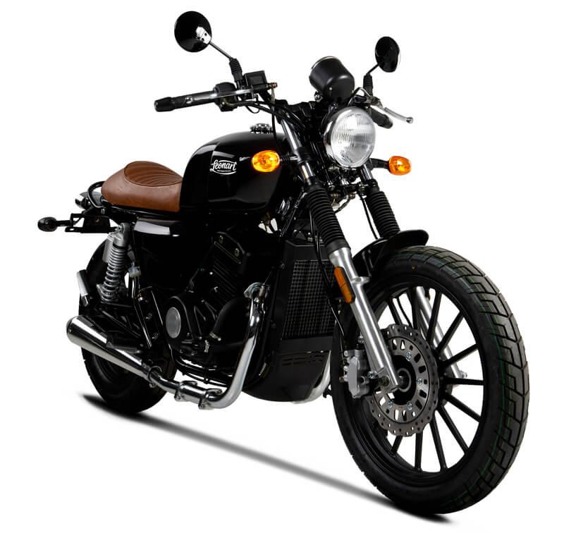 ウイングフット株式会社がスペインのバイクメーカー「LEONART SA」の車両を7月中旬より販売開始 記事13