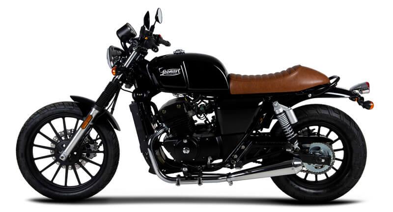 ウイングフット株式会社がスペインのバイクメーカー「LEONART SA」の車両を7月中旬より販売開始 記事14