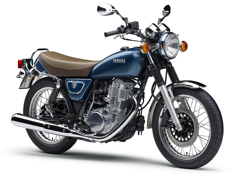 バイク王が2020年3月~5月までの期間に実施したリセールプライス調査で「ヤマハ・SR400」がトップに メイン
