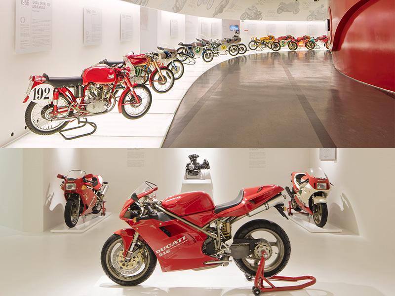 【ドゥカティ】休館していたイタリアのドゥカティ・ミュージアムとエデュケーショナル・ラボラトリーを段階的に再開 メイン