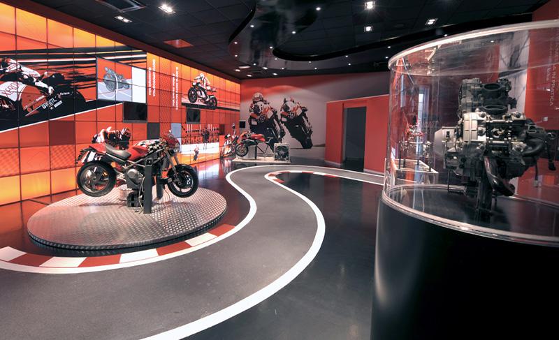 【ドゥカティ】休館していたイタリアのドゥカティ・ミュージアムとエデュケーショナル・ラボラトリーを段階的に再開 記事3