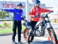 【ヤマハ】ライディングスクール「YRA大人のバイクレッスン」8/29の広島オフロードレッスンから再開決定 メイン