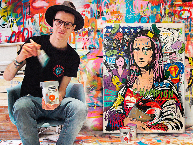 【ドゥカティ】絵画「ドゥカティ・モナリザ」のオークション収益を医療支援のために寄付 メイン