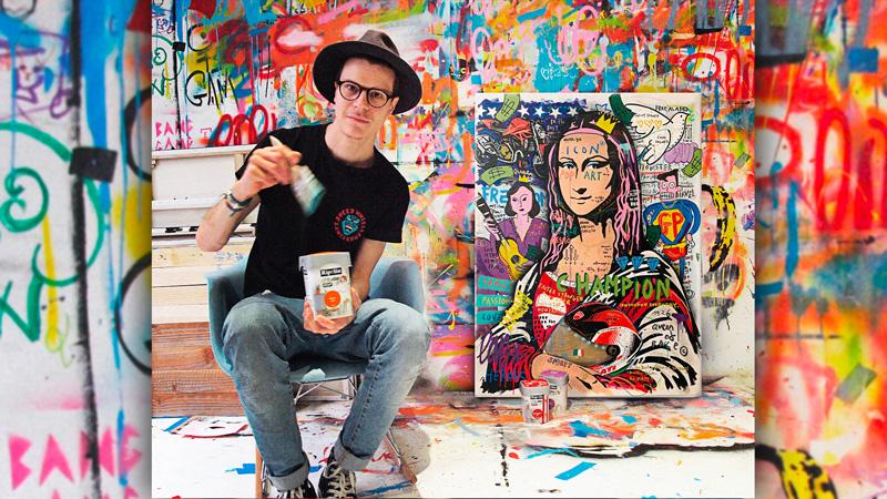 【ドゥカティ】絵画「ドゥカティ・モナリザ」のオークション収益を医療支援のために寄付 記事1