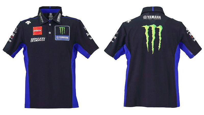 ワイズギアが MotoGP でバレンティーノ・ロッシも着用しているチームウェアを数量限定販売 記事1