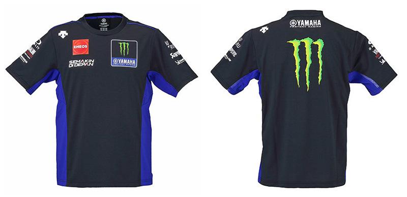 ワイズギアが MotoGP でバレンティーノ・ロッシも着用しているチームウェアを数量限定販売 記事2