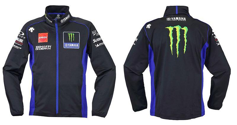 ワイズギアが MotoGP でバレンティーノ・ロッシも着用しているチームウェアを数量限定販売 記事3