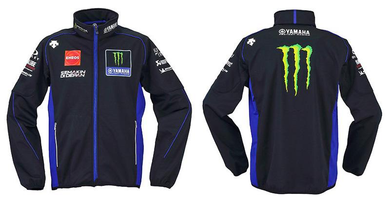 ワイズギアが MotoGP でバレンティーノ・ロッシも着用しているチームウェアを数量限定販売 記事4
