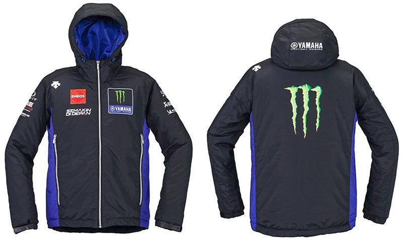 ワイズギアが MotoGP でバレンティーノ・ロッシも着用しているチームウェアを数量限定販売 記事5